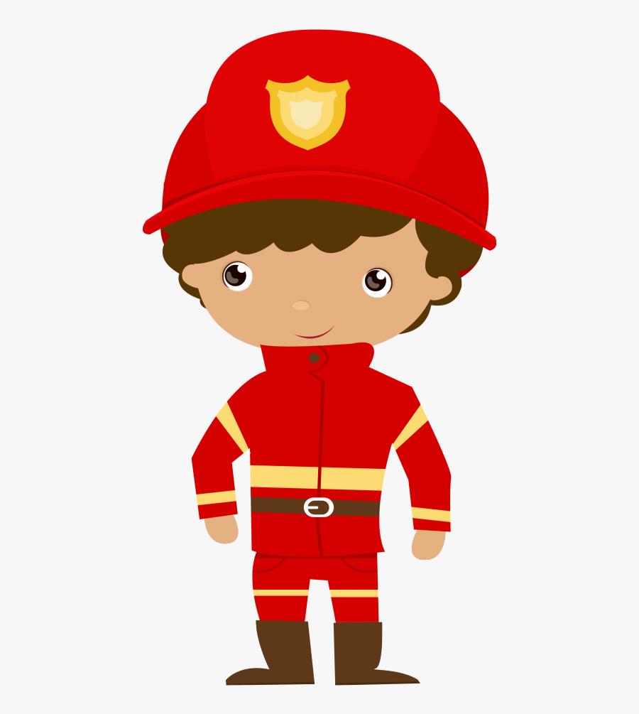 B *✿* De Bombero Cute Clipart, Clip Art, Firefighter.