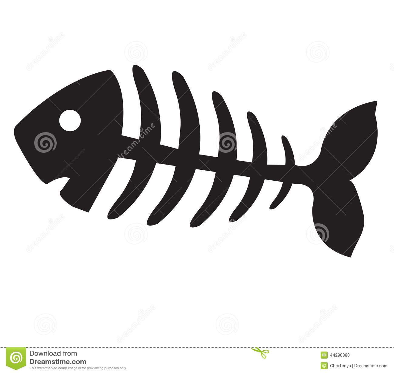 Bone fish clipart 7 » Clipart Station.