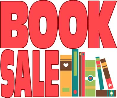 Book sale clipart 1 » Clipart Station.