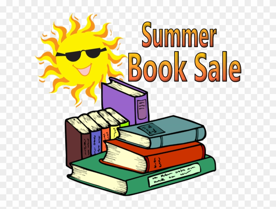 Summer Book Sale August 24 &.