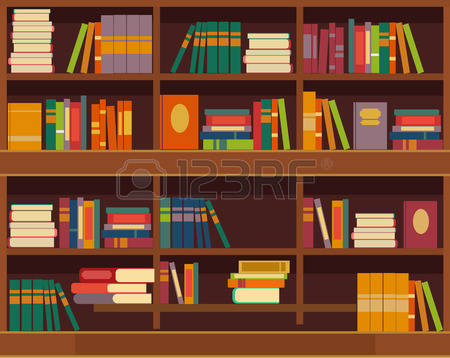 8,847 Book Shelves Stock Vector Illustration And Royalty Free Book.