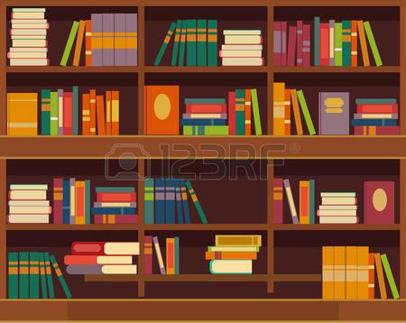 Kids White Bookshelf