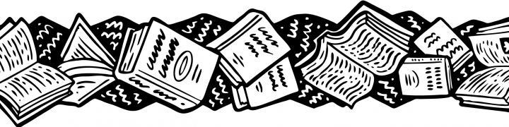 Book Border Clip Art Free.