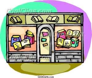 Bookstore clipart 4 » Clipart Station.