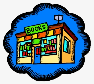 Free Bookstore Clip Art with No Background.