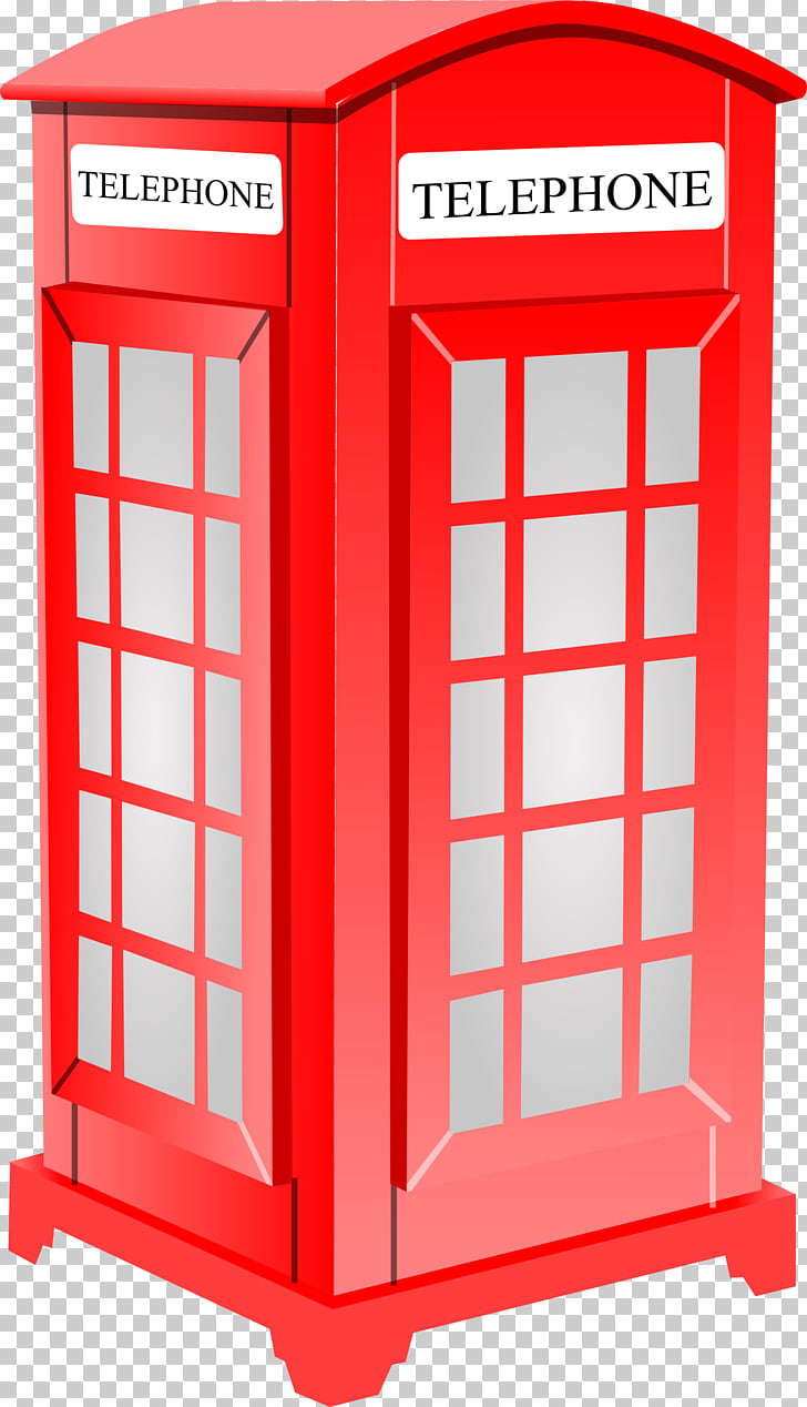 London Telephone booth Red telephone box , booth PNG clipart.