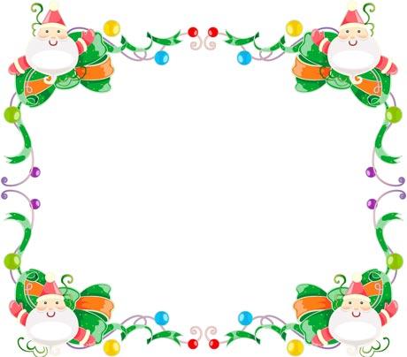 Free Christmas Border Clip Art & Christmas Border Clip Art Clip.