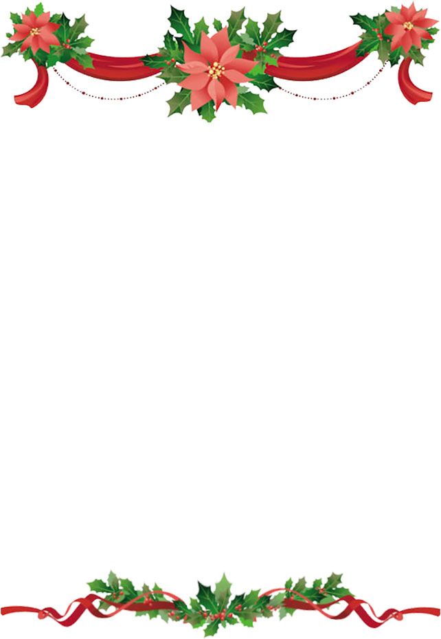 Christmas Top Border Png.Clipart Border Christmas 20 Free Cliparts Download Images