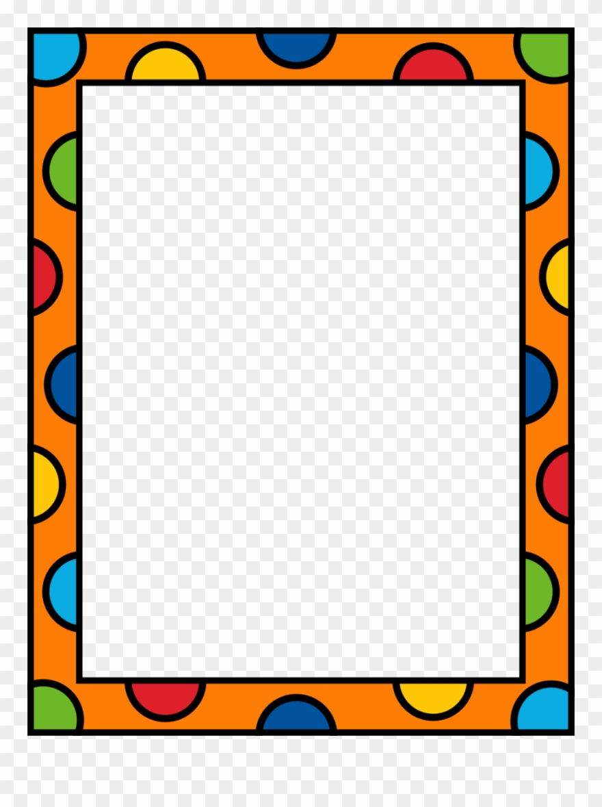 Kindergarten Borders Clipart Borders And Frames Pre.