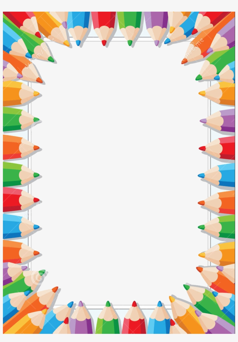 Download School Frames And Borders Clipart Borders.