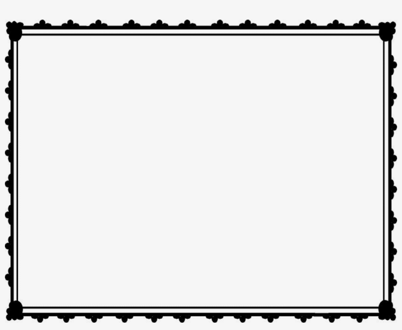 Download Borders Clipart Black And White.