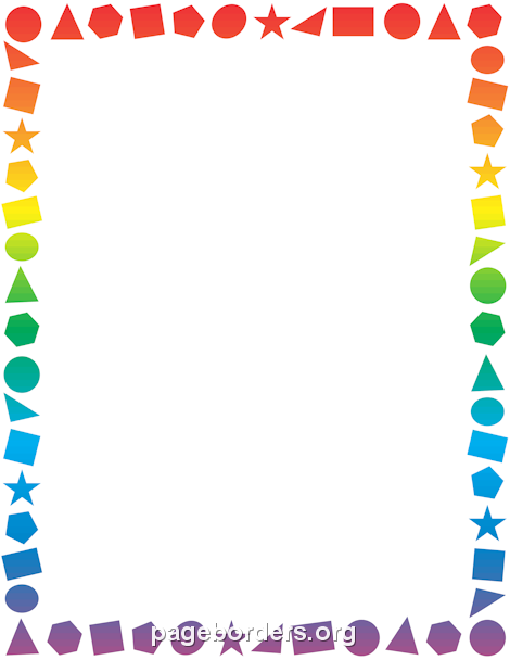 Printable paper clip border. Free GIF, JPG, PDF, and PNG downloads.