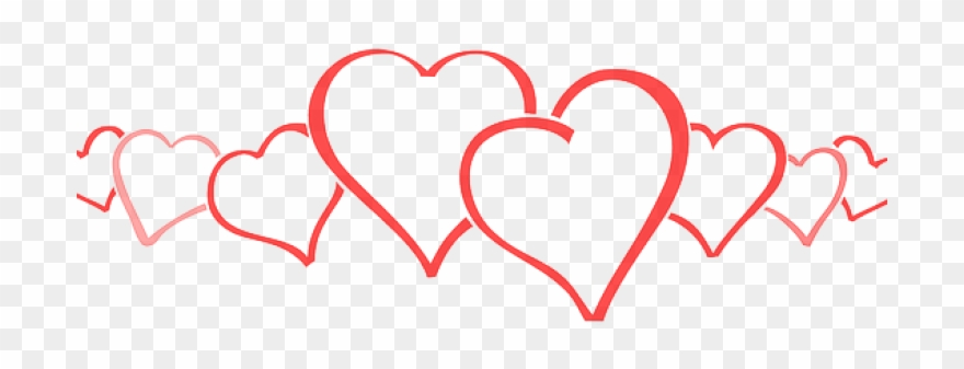 Valentines Day Png Border Clipart (#584749).