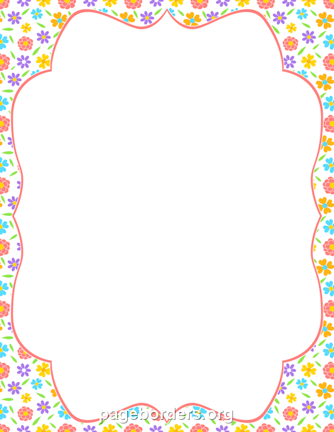 Clipart Borders For Word.
