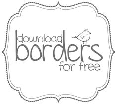 Free Border Clipart Group with 51+ items.
