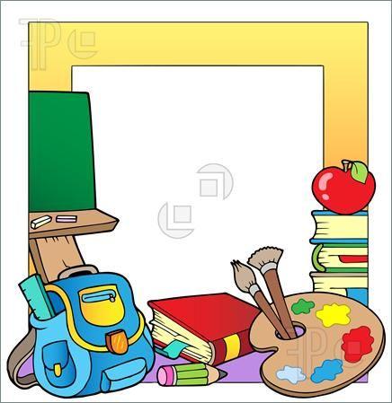 Illustration of School theme.
