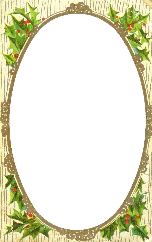 17 Best images about Christmas decor border frames on Pinterest.