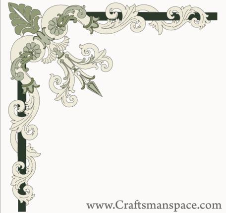 Clipart bordure de page gratuit 4 » Clipart Portal.
