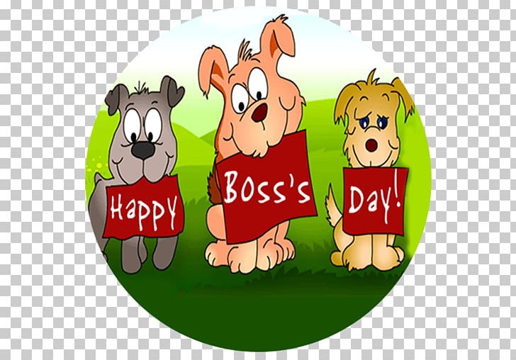 Boss\'s Day Cartoon Christmas Ornament PNG, Clipart, Free PNG.
