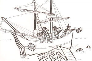 The boston tea party clipart 1 » Clipart Station.