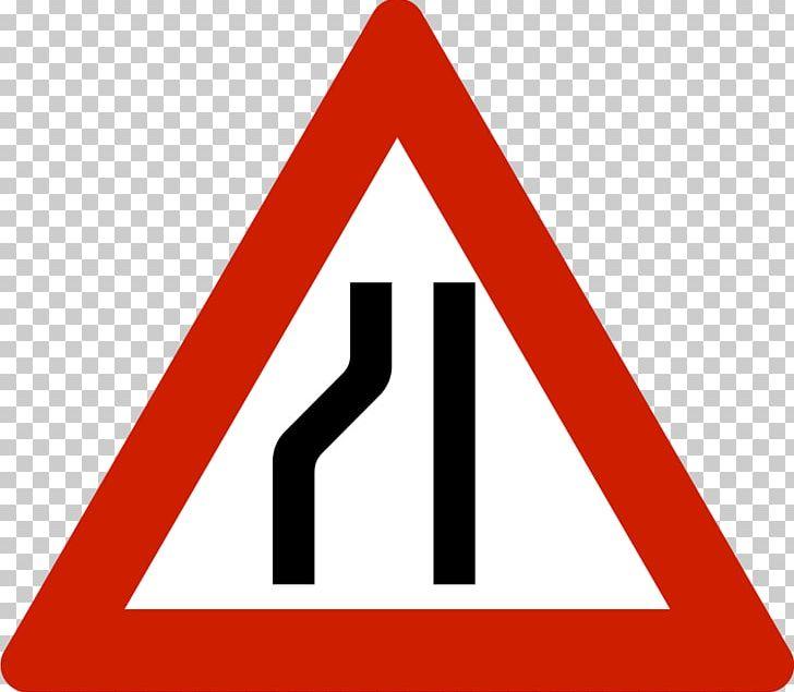 Traffic Sign Traffic Bottleneck Road PNG, Clipart, Angle.