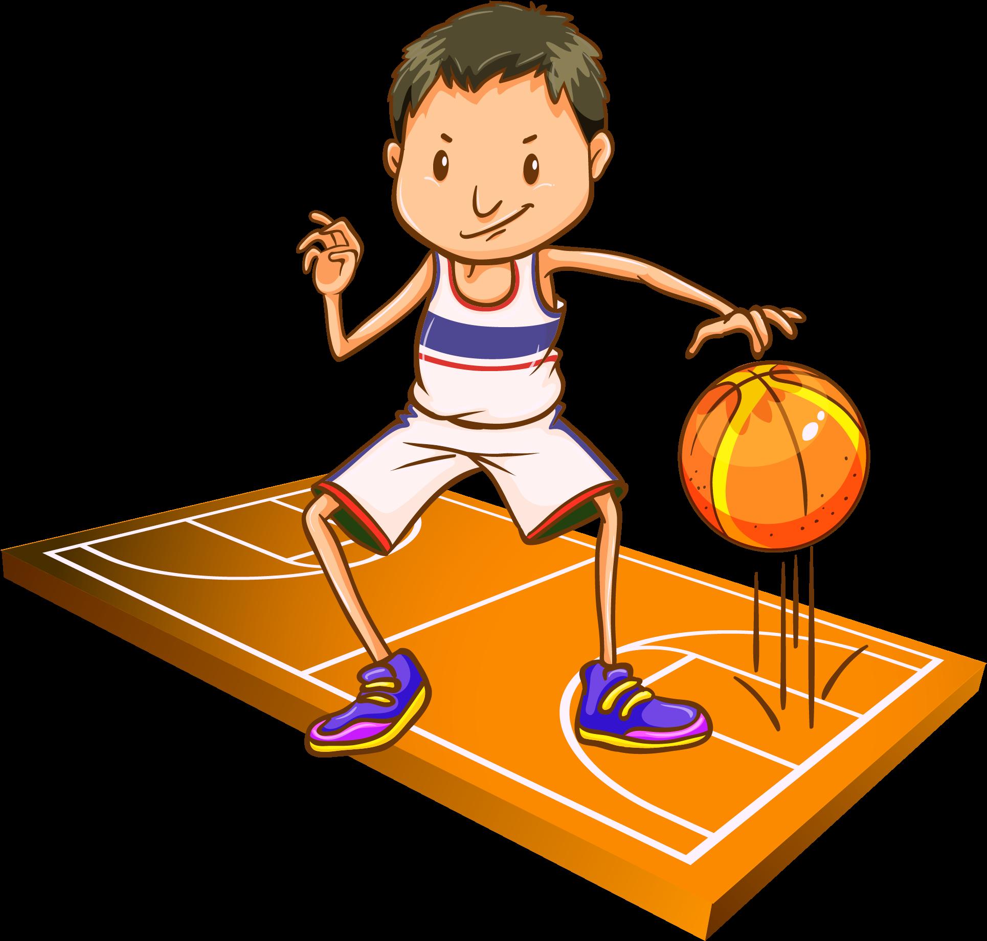 Basketball Royalty.