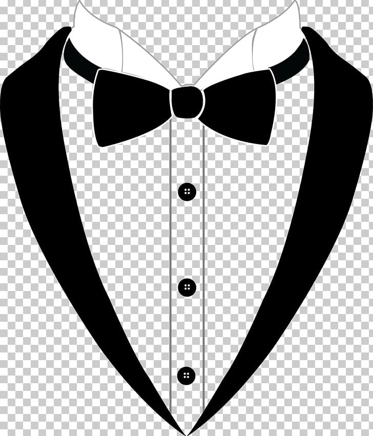 Bow Tie Tuxedo Suit Black Tie PNG, Clipart, Angle, Black, Black And.