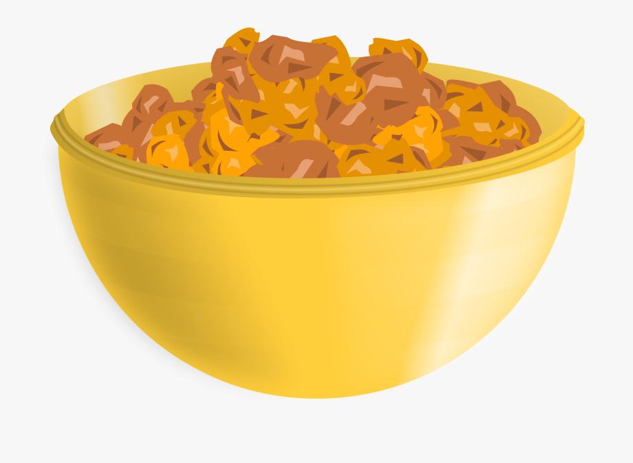 Cereal Clipart Big Bowl.
