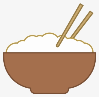 Free Bowl Of Rice Clip Art with No Background , Page 2.