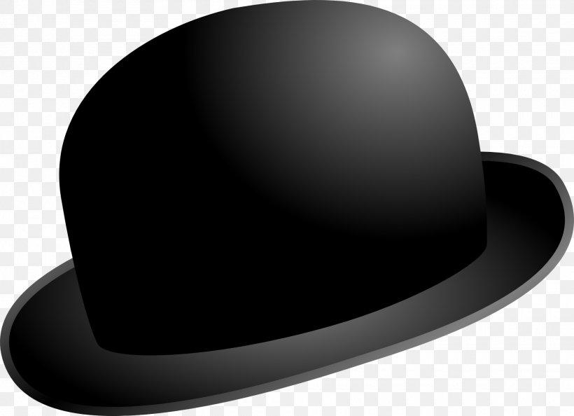 Top Hat Bowler Hat Clip Art, PNG, 1920x1391px, Hat, Black.
