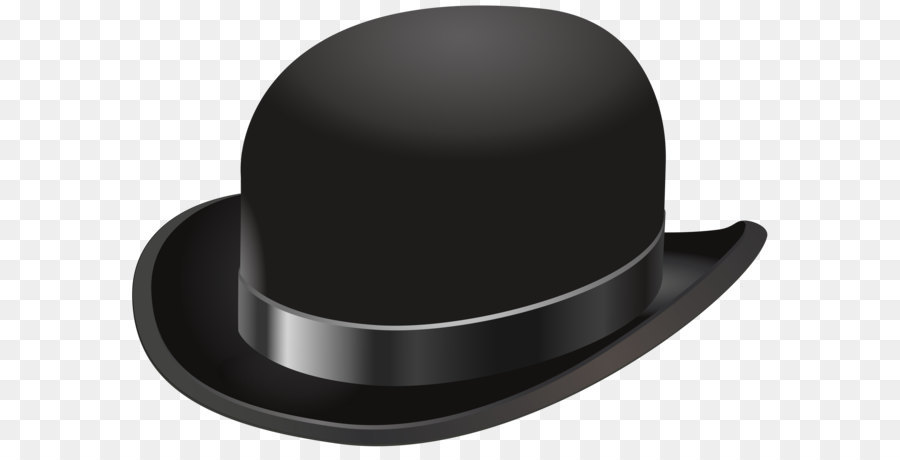 Bowler hat clipart 3 » Clipart Station.