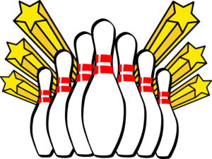 Bowling Alley Cliparts.