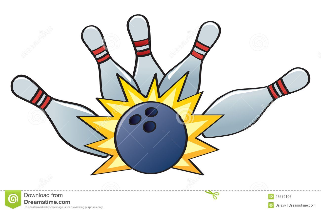 Bowling Alley Lane Clipart Bowling Strike Royalty Free.