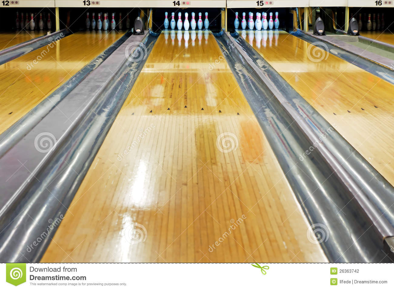 Bowling lane stock photo. Image of activity, compete.