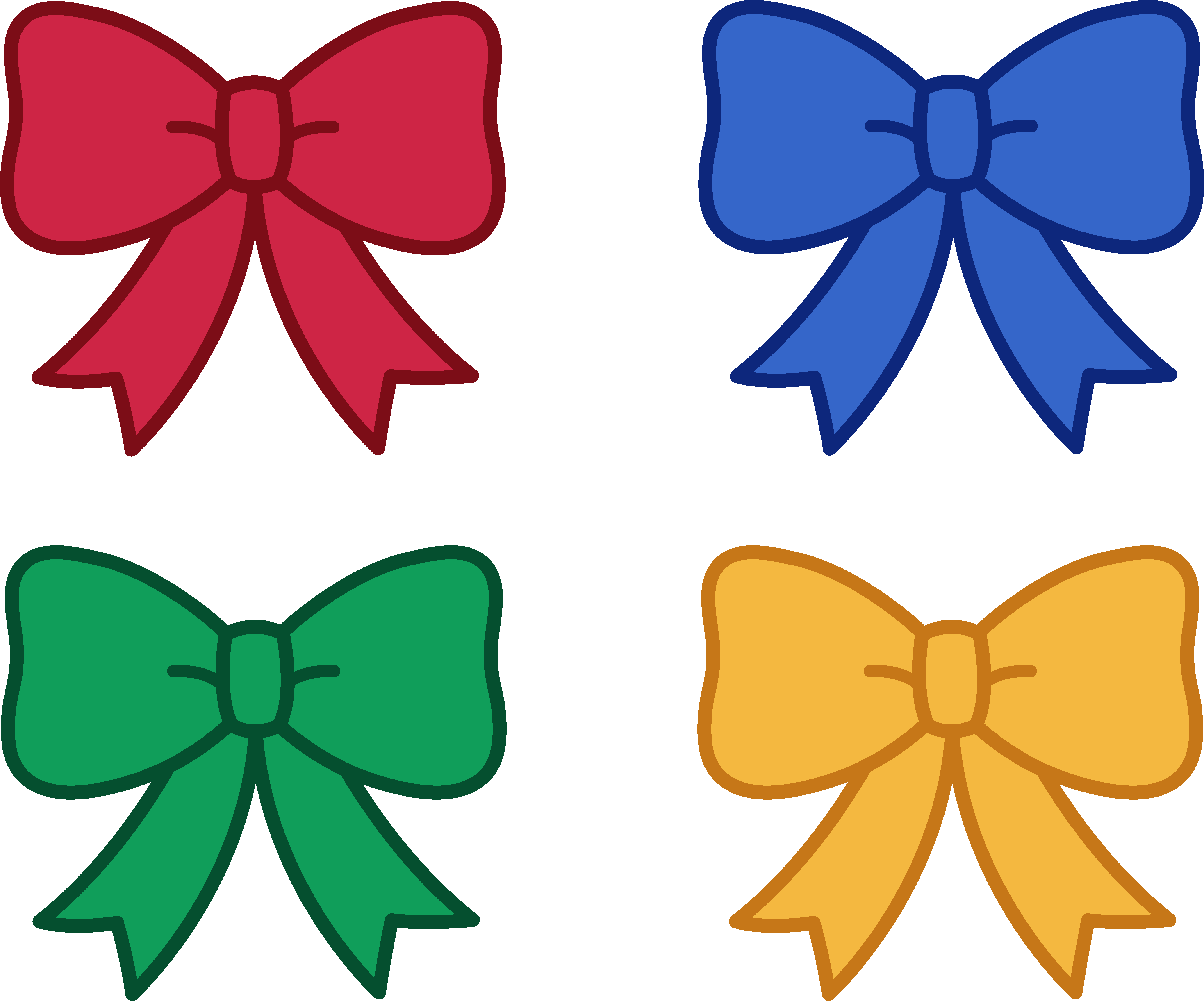 Free Free Bow Clipart, Download Free Clip Art, Free Clip Art.