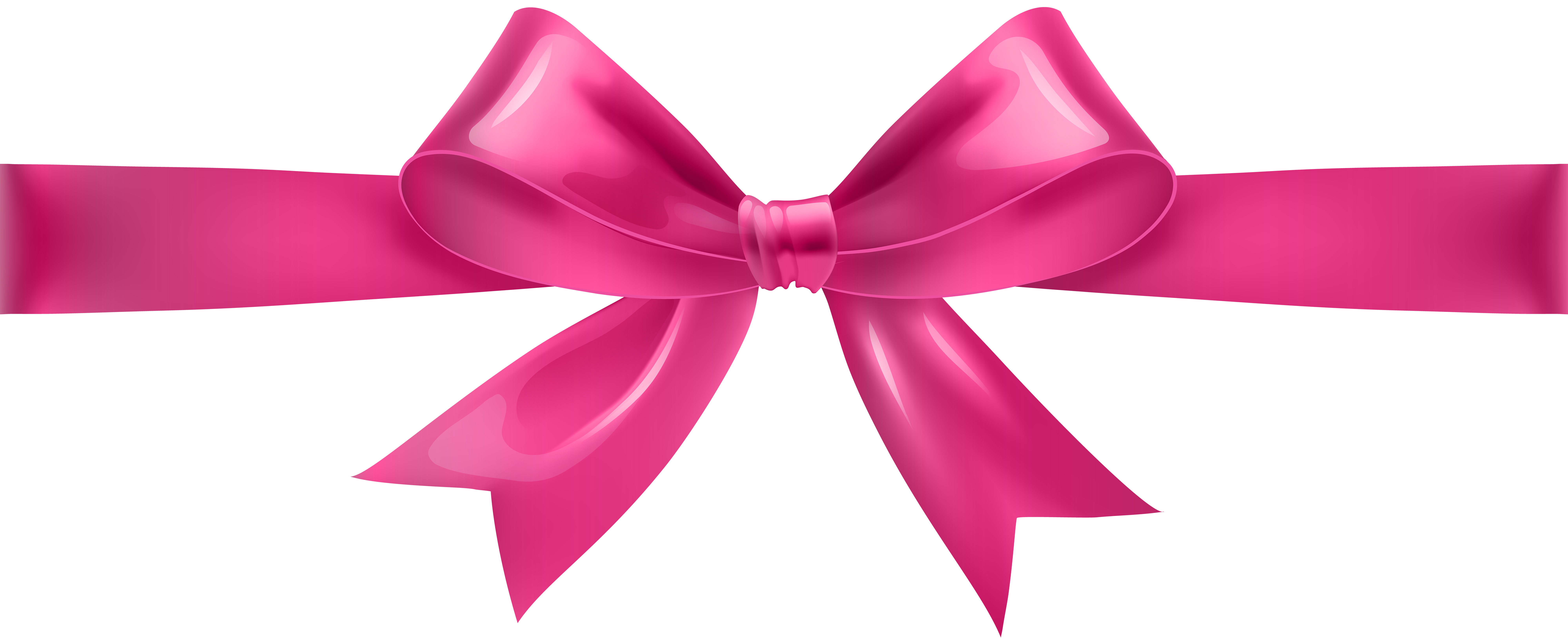 Ribbon Pink Clip art.