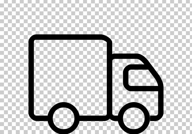 Van Pickup Truck Car Box Truck PNG, Clipart, Area, Black.