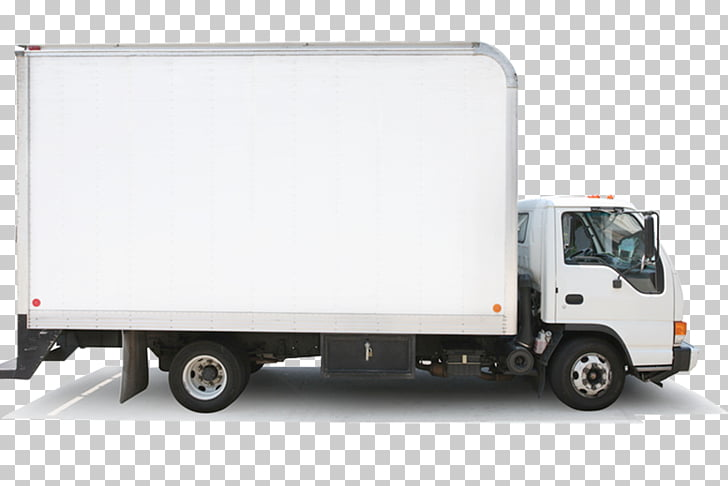 Van Car Thames Trader Box truck, car PNG clipart.