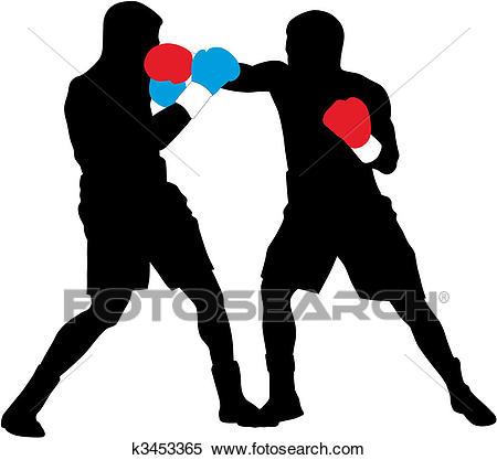 Boxers Clipart.