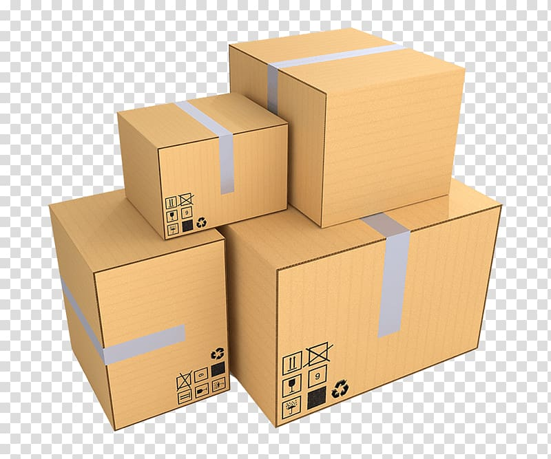 Brown cardboard boxes, Paper Mover Box Packaging and.