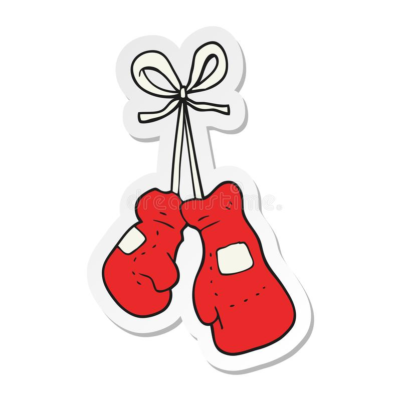 Clip Art Boxing Gloves Stock Illustrations.