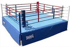 Clipart Boxing Ring.