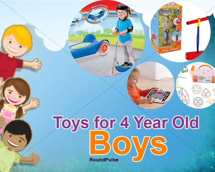 Top 10 Toys for 4 Year Old Boys 2017, Affordable Price.