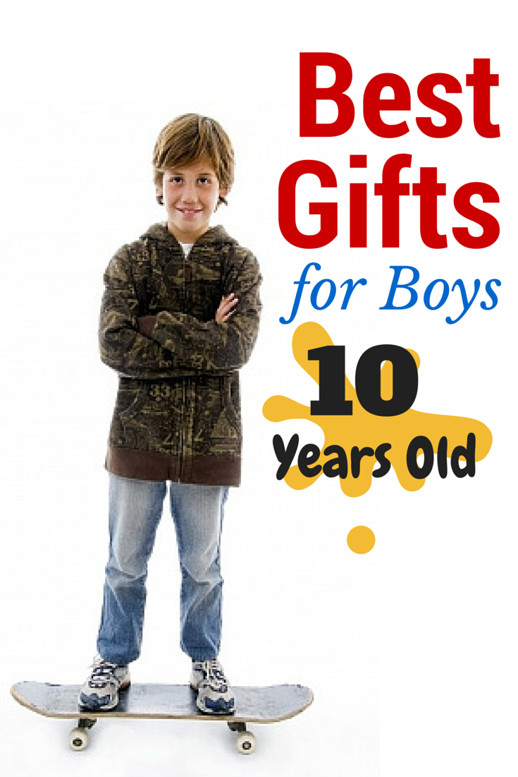 What are the best toys for 10 year old boys?.