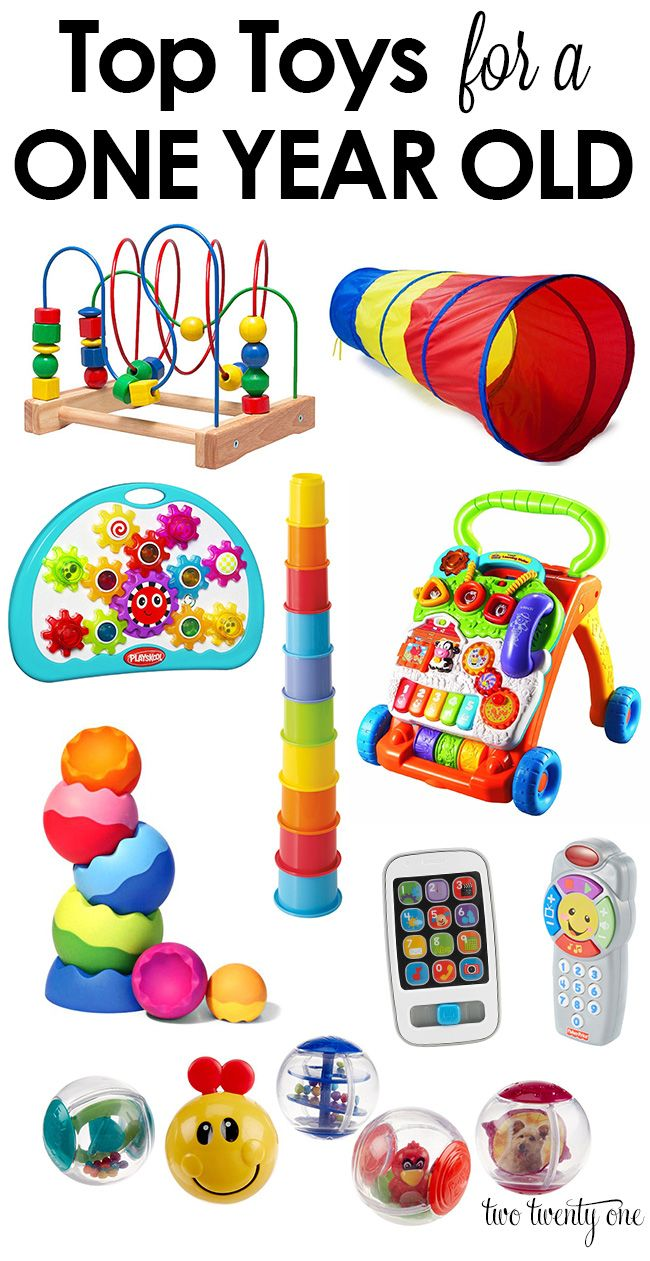 17 Best ideas about 1 Year Old Toys on Pinterest.