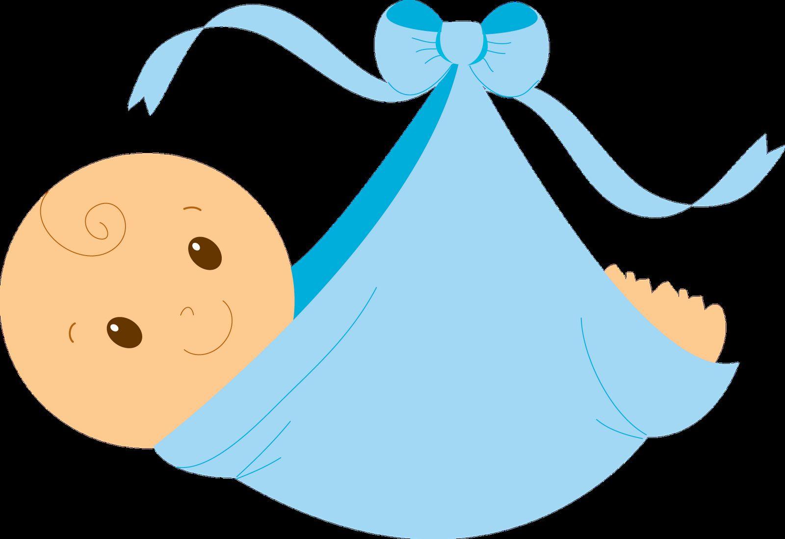 Baby Shower Reminder Clipart Boy.