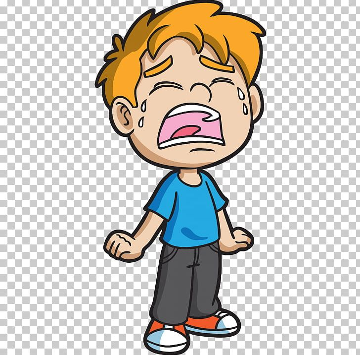 The Crying Boy Graphics Cartoon PNG, Clipart, Arm, Art.