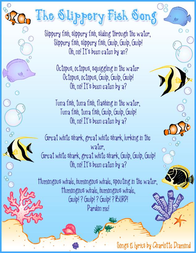Slippery fish AnneMarie loves this song.