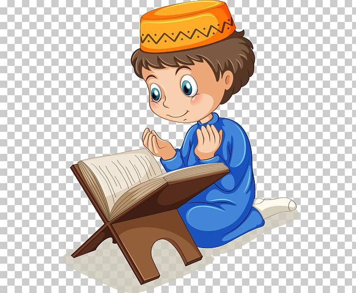 Islam Muslim , Islam, boy praying illustration PNG clipart.