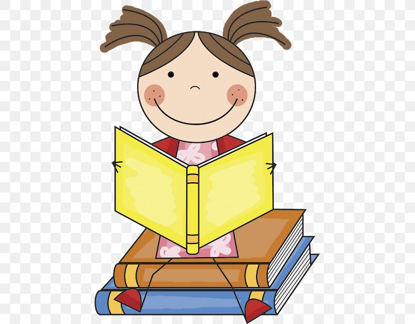 Reading Book Child First Grade Clip Art, PNG, 445x640px.